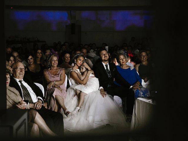 La boda de Angel y Estefania en Alhaurin De La Torre, Málaga 51