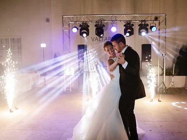 La boda de Angel y Estefania en Alhaurin De La Torre, Málaga 52