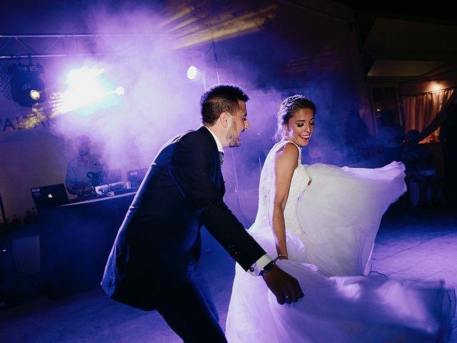 La boda de Angel y Estefania en Alhaurin De La Torre, Málaga 54