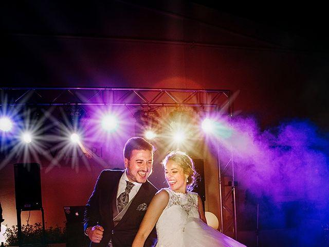 La boda de Angel y Estefania en Alhaurin De La Torre, Málaga 55
