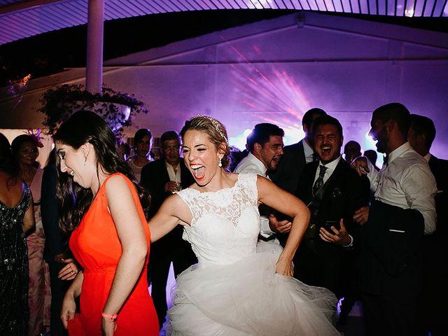 La boda de Angel y Estefania en Alhaurin De La Torre, Málaga 57
