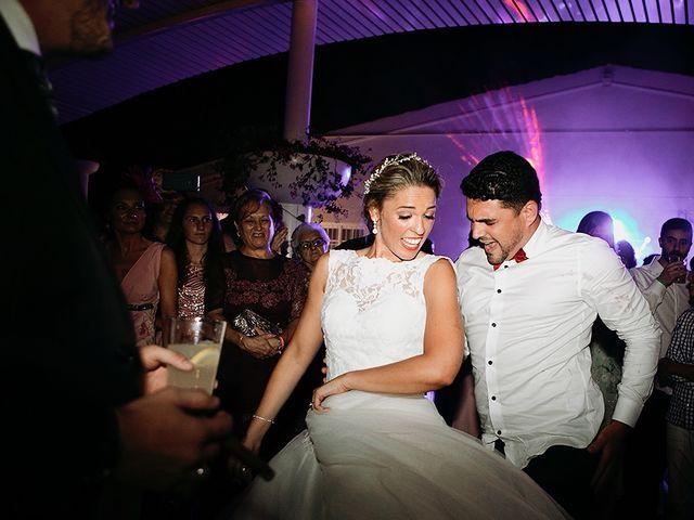 La boda de Angel y Estefania en Alhaurin De La Torre, Málaga 59