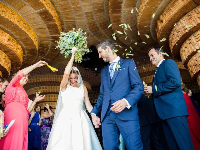 La boda de Carlota y Cristian en Monzon, Huesca 25