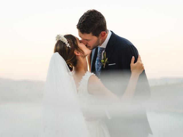 La boda de Cristian y Carlota