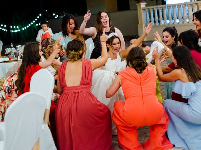 La boda de Carlota y Cristian en Monzon, Huesca 35