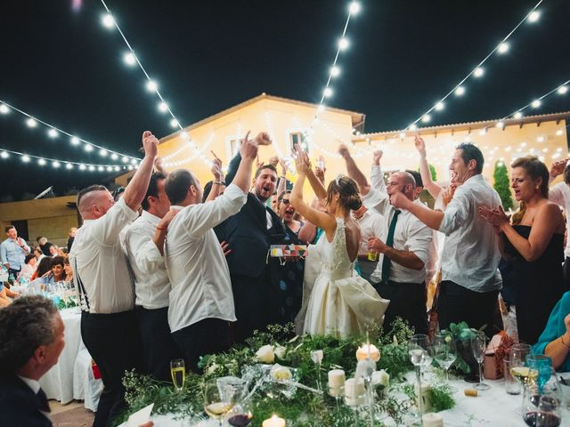La boda de Carlota y Cristian en Monzon, Huesca 42