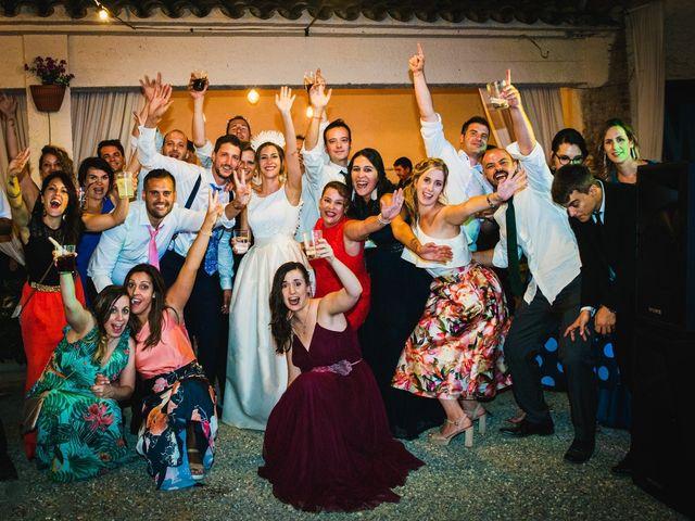 La boda de Carlota y Cristian en Monzon, Huesca 46