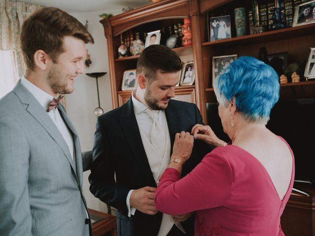 La boda de Daniel y Sandra en Sagunt/sagunto, Valencia 15