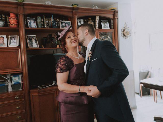La boda de Daniel y Sandra en Sagunt/sagunto, Valencia 18
