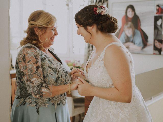 La boda de Daniel y Sandra en Sagunt/sagunto, Valencia 38