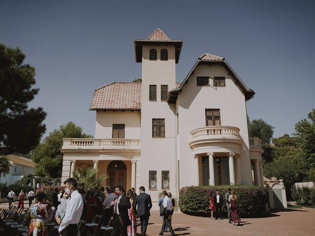 La boda de Daniel y Sandra en Sagunt/sagunto, Valencia 56