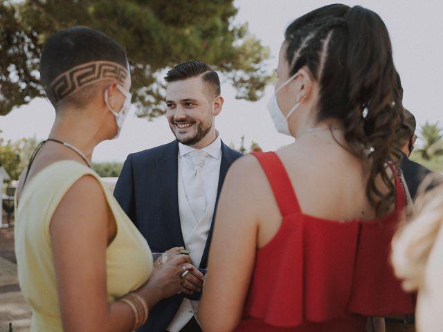 La boda de Daniel y Sandra en Sagunt/sagunto, Valencia 59