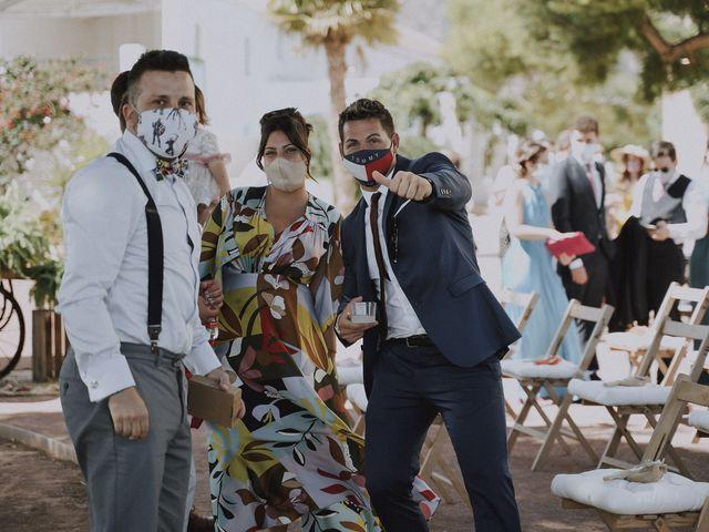 La boda de Daniel y Sandra en Sagunt/sagunto, Valencia 62