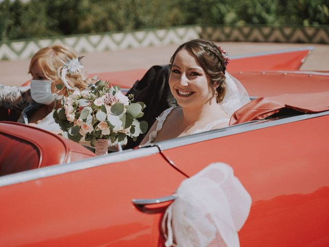 La boda de Daniel y Sandra en Sagunt/sagunto, Valencia 63
