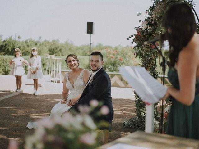 La boda de Daniel y Sandra en Sagunt/sagunto, Valencia 65
