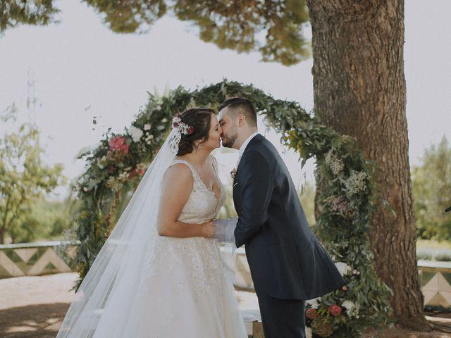 La boda de Daniel y Sandra en Sagunt/sagunto, Valencia 68
