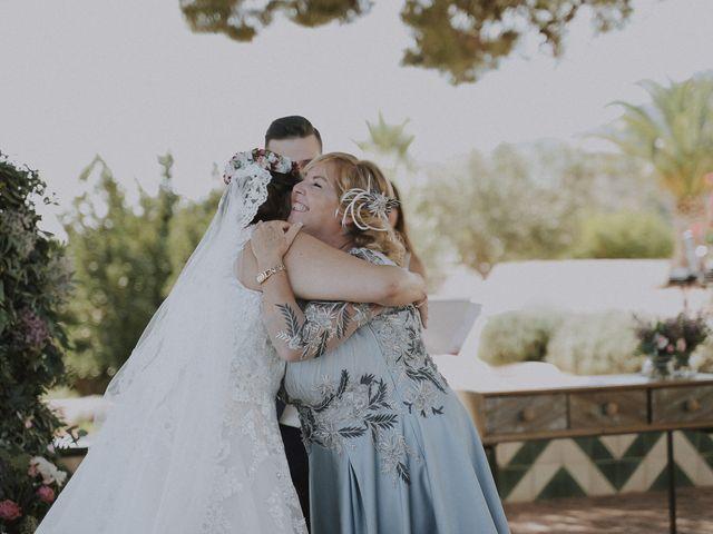 La boda de Daniel y Sandra en Sagunt/sagunto, Valencia 70