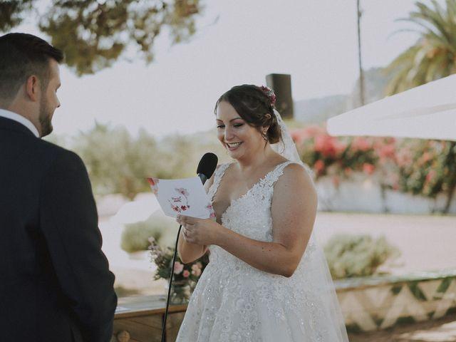 La boda de Daniel y Sandra en Sagunt/sagunto, Valencia 71