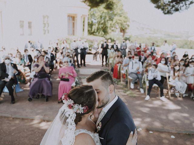 La boda de Daniel y Sandra en Sagunt/sagunto, Valencia 72