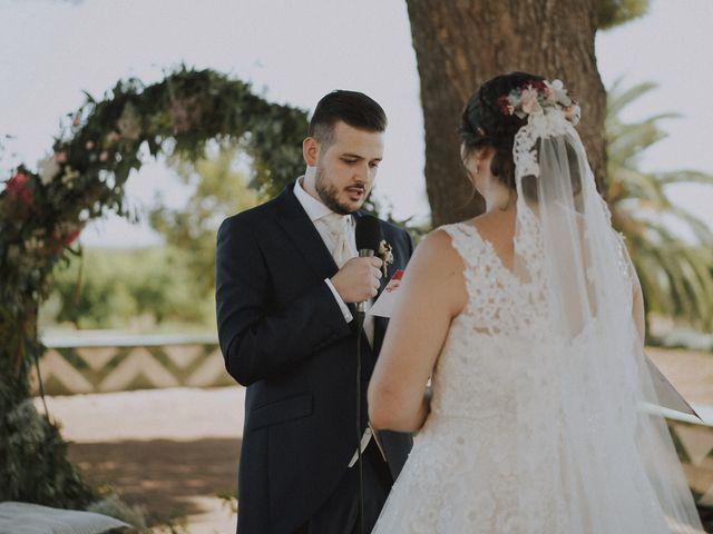 La boda de Daniel y Sandra en Sagunt/sagunto, Valencia 73