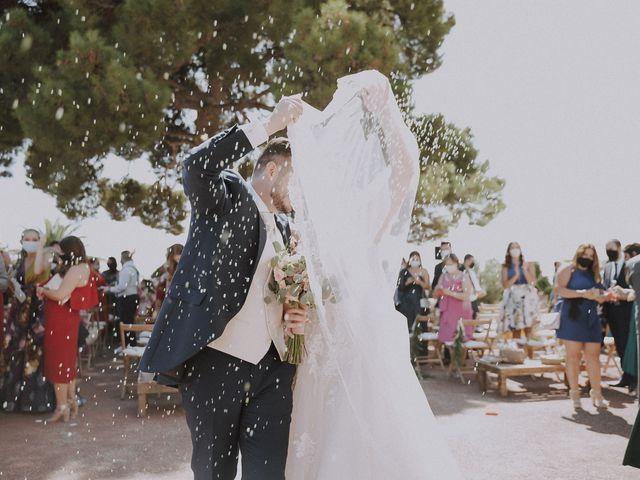 La boda de Daniel y Sandra en Sagunt/sagunto, Valencia 75