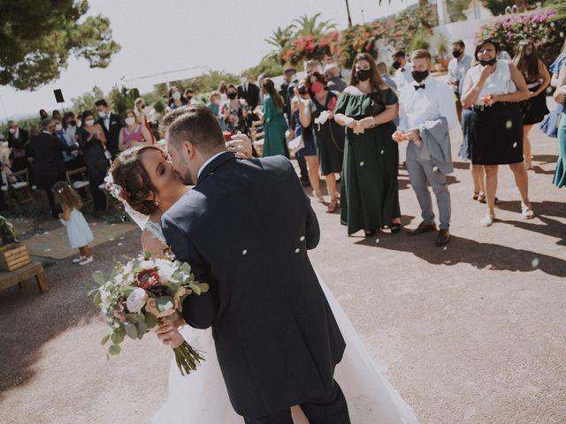 La boda de Daniel y Sandra en Sagunt/sagunto, Valencia 76