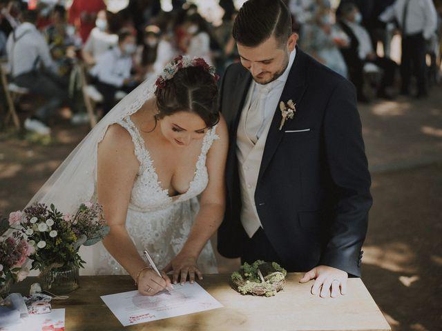 La boda de Daniel y Sandra en Sagunt/sagunto, Valencia 77