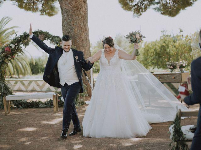 La boda de Daniel y Sandra en Sagunt/sagunto, Valencia 78