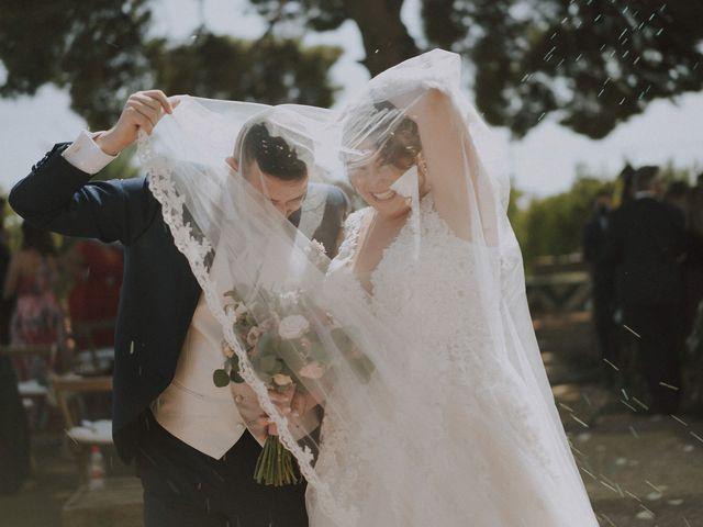 La boda de Daniel y Sandra en Sagunt/sagunto, Valencia 80