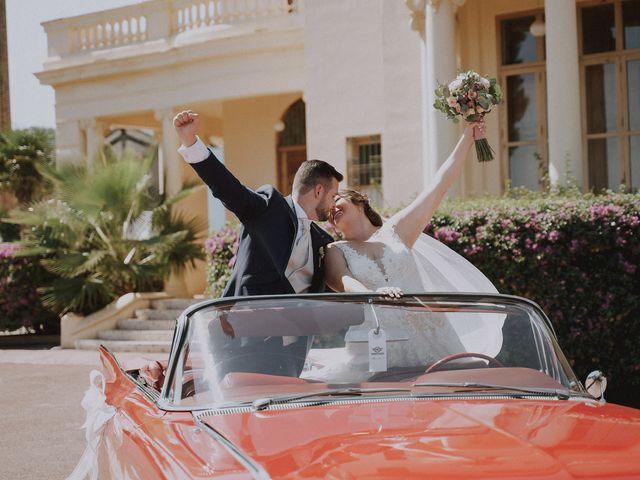 La boda de Daniel y Sandra en Sagunt/sagunto, Valencia 84