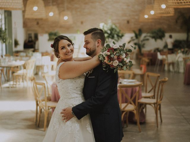 La boda de Daniel y Sandra en Sagunt/sagunto, Valencia 92