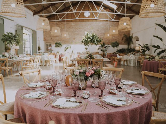 La boda de Daniel y Sandra en Sagunt/sagunto, Valencia 93