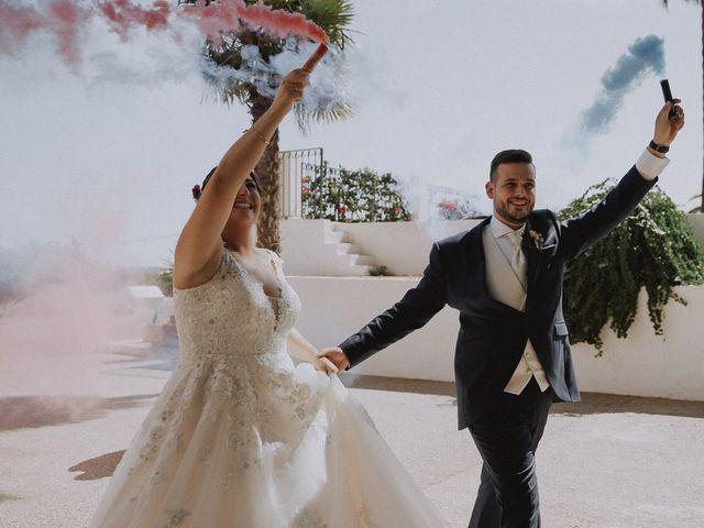 La boda de Daniel y Sandra en Sagunt/sagunto, Valencia 101
