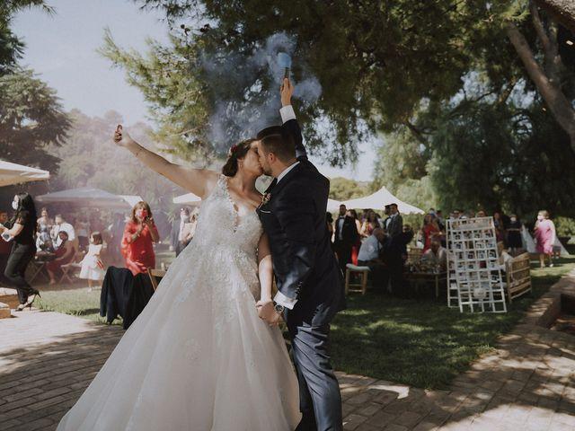 La boda de Daniel y Sandra en Sagunt/sagunto, Valencia 102