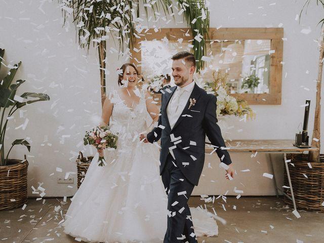 La boda de Daniel y Sandra en Sagunt/sagunto, Valencia 104
