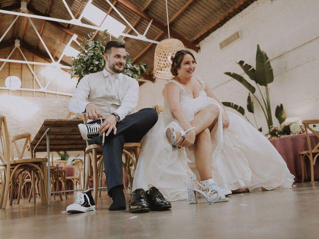 La boda de Daniel y Sandra en Sagunt/sagunto, Valencia 118