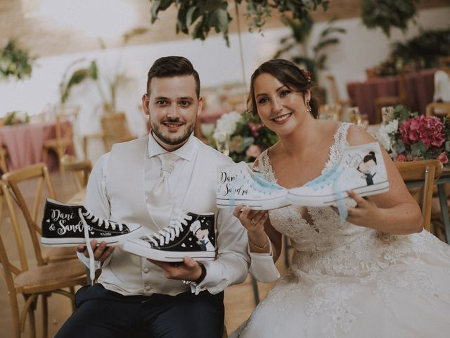 La boda de Daniel y Sandra en Sagunt/sagunto, Valencia 120