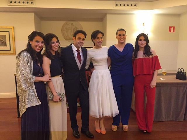 La boda de Fernando y Patricia  en Madrid, Madrid 4