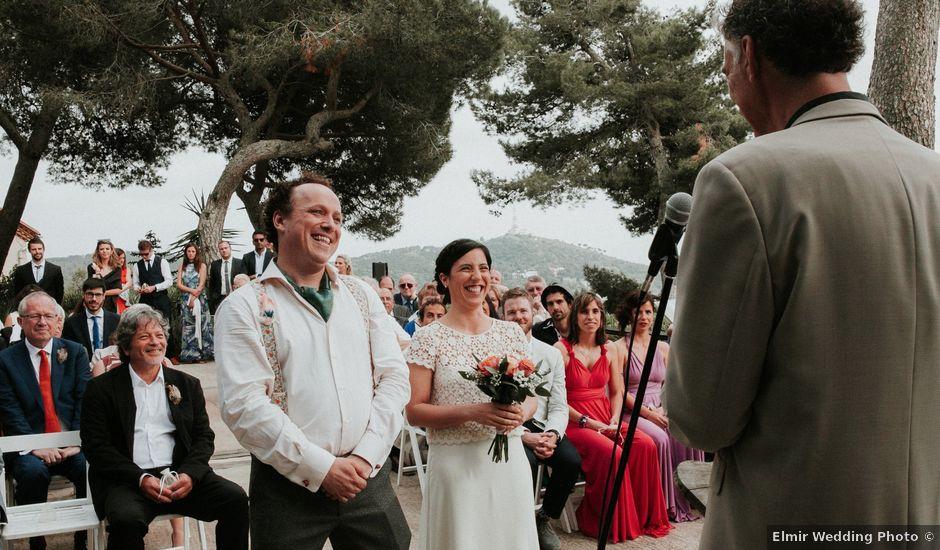 La boda de Owen y Jessica en Barcelona, Barcelona