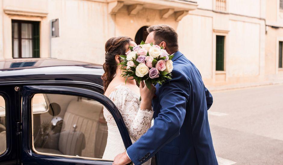 La boda de Antonio y Antonia en Santanyi, Islas Baleares