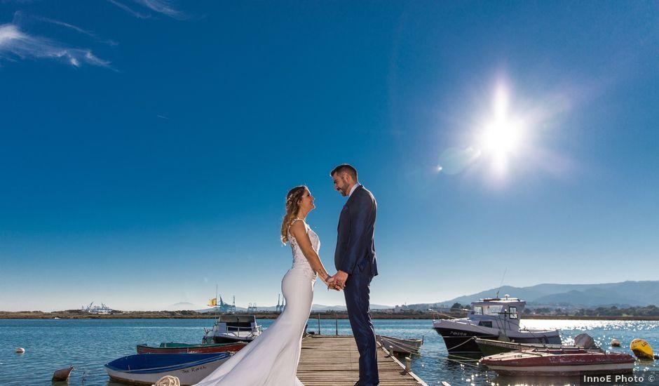 La boda de Alejandro y Maite en Algeciras, Cádiz