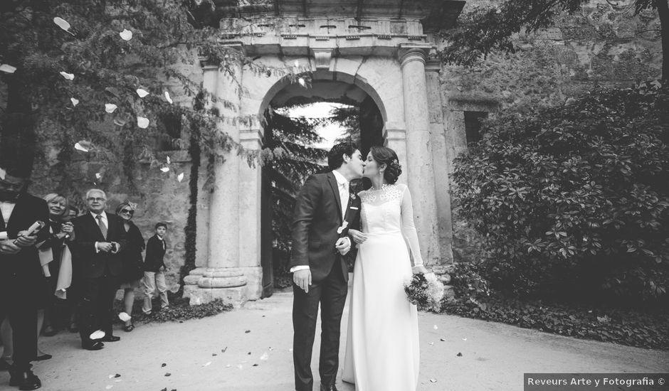 La boda de Carlos y Paula en Lupiana, Guadalajara