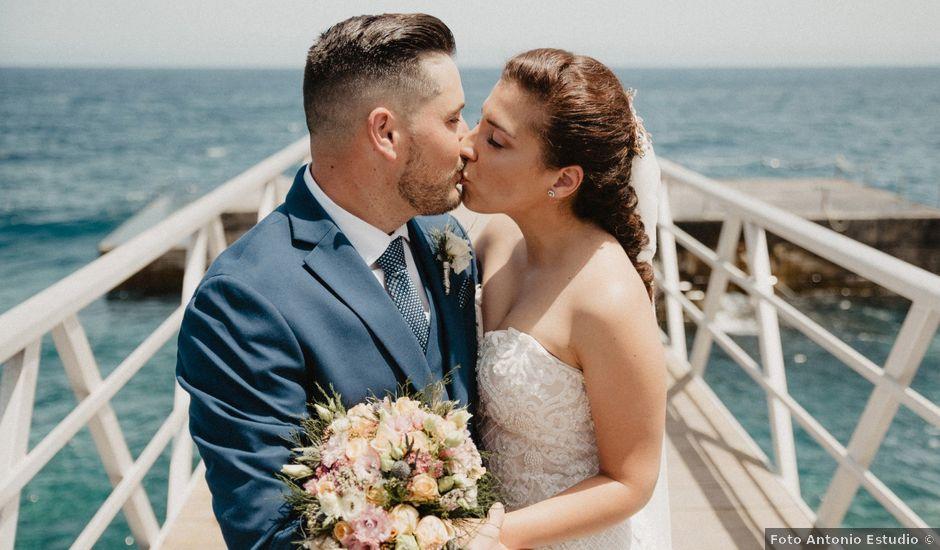 La boda de Aythami y Elizabeth en Guimar, Santa Cruz de Tenerife