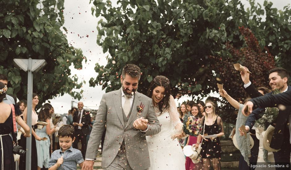 La boda de Cristian y Carla en Sallent, Barcelona