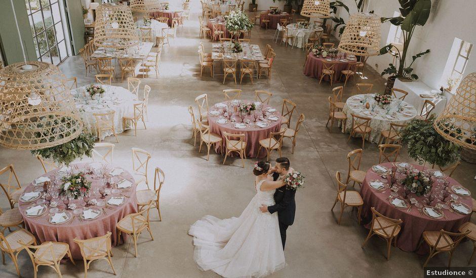 La boda de Daniel y Sandra en Sagunt/sagunto, Valencia