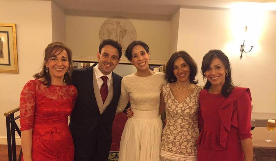 La boda de Fernando y Patricia  en Madrid, Madrid