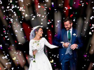 La boda de Aitziber y Fran