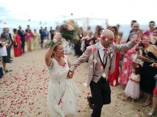 La boda de Silvia  y Juanfran
