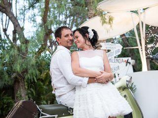 La boda de Alina y Christian