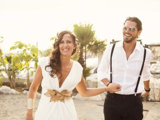 La boda de Nadia y Javi